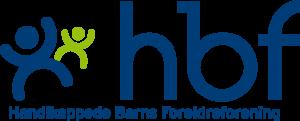Logoen til Handikappede Barns Foreldreforening.